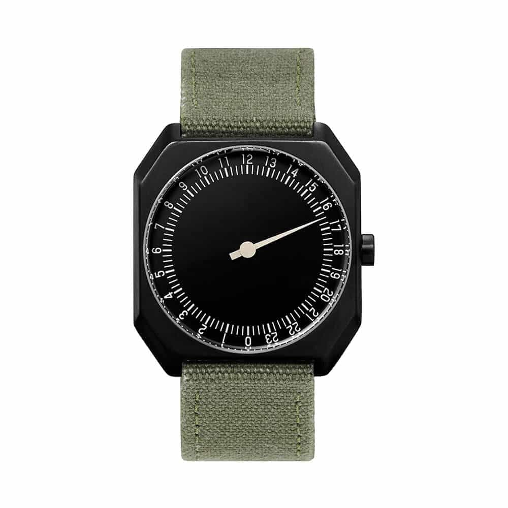 green mr watches the man side products watch automatic jones